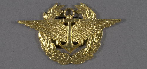 Badge, Cap, Unidentified