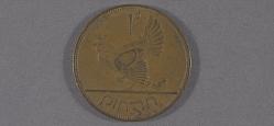 "Coin, Ireland (Free Irish State), Penny, Lockheed ""Tingmissartoq"", Lindbergh"