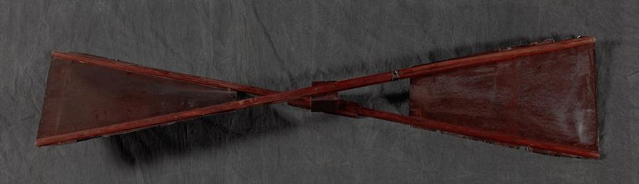 Matthew Bacon Sellers Propeller, Fixed-Pitch, Two-Blade, Fiberboard