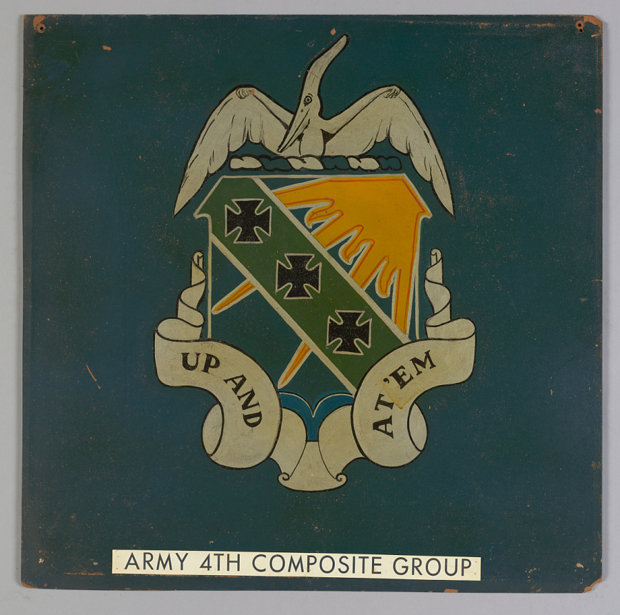 Insignia, 4th Composite Group, United States Army Air Corps