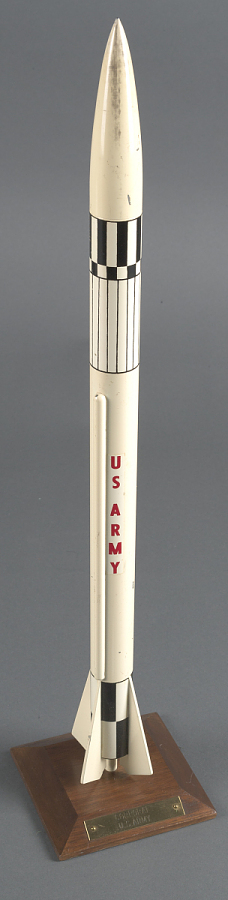 Model, Missile, Corporal, 1:24