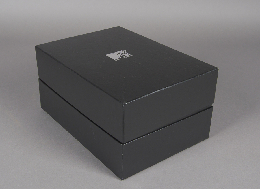 Presentation Box, Statue, MTV Video Music Awards, blank