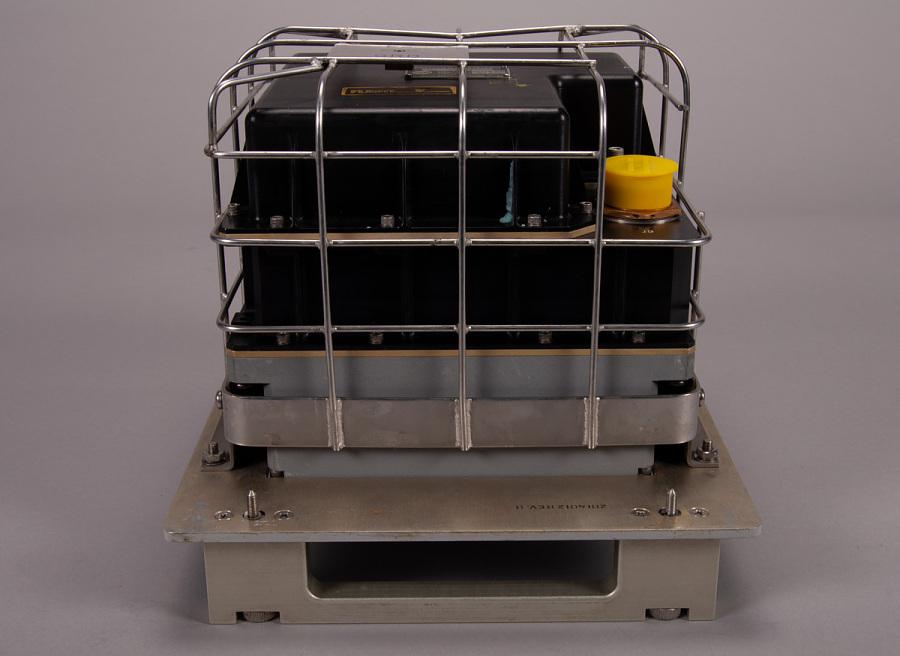 Keyboard, Display (DSKY), Apollo 7