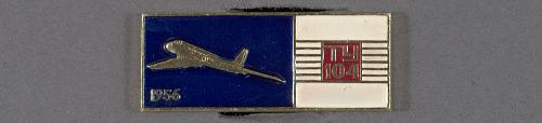Pin (Znachok), Tupolev Tu-104