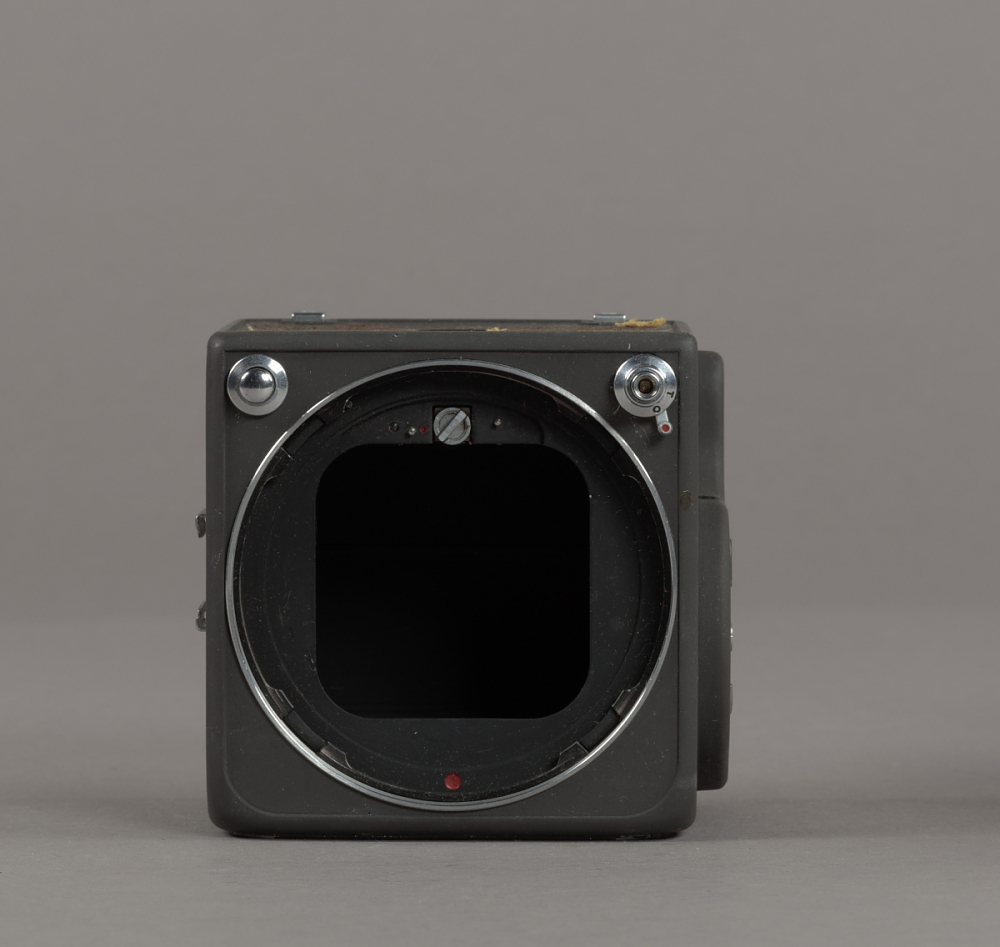 Camera Body, Hasselblad, Gemini | National Air and Space Museum
