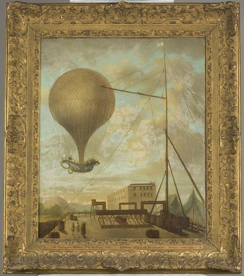 "The Hydrogen Balloon, ""The Suffren"""