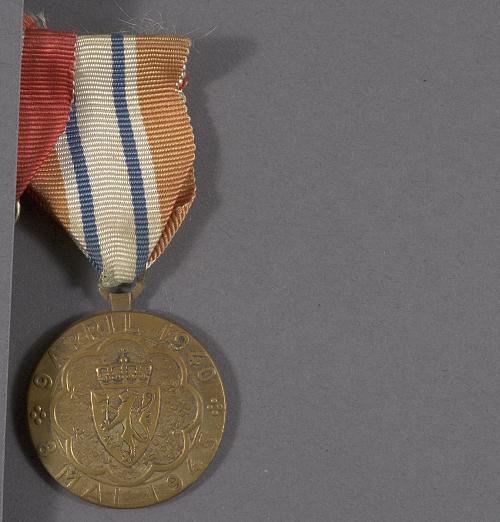 Medal, Defence Medal 1940-1945
