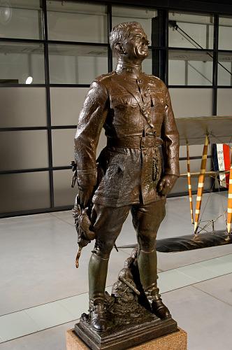 Sculpture, Brigadier General William Mitchell