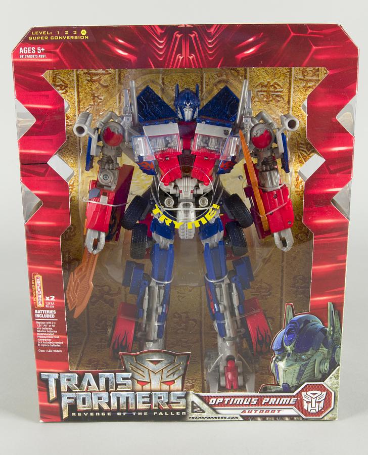 Toys, Transformers, 'Optimus Prime'