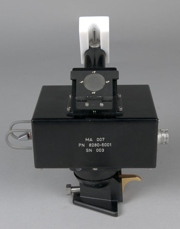 Instrument, Stratospheric Aerosol Measurement, ASTP