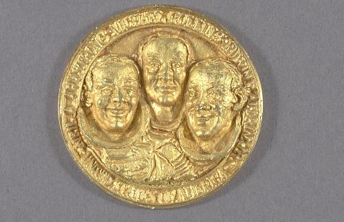 Medal, Apollo 11, Neil Armstrong