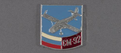 Pin (Znachok), SM-92