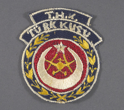 Insignia, Model Aircraft, Turk Hava Kurumu (Turkish Civil Aviation Association)