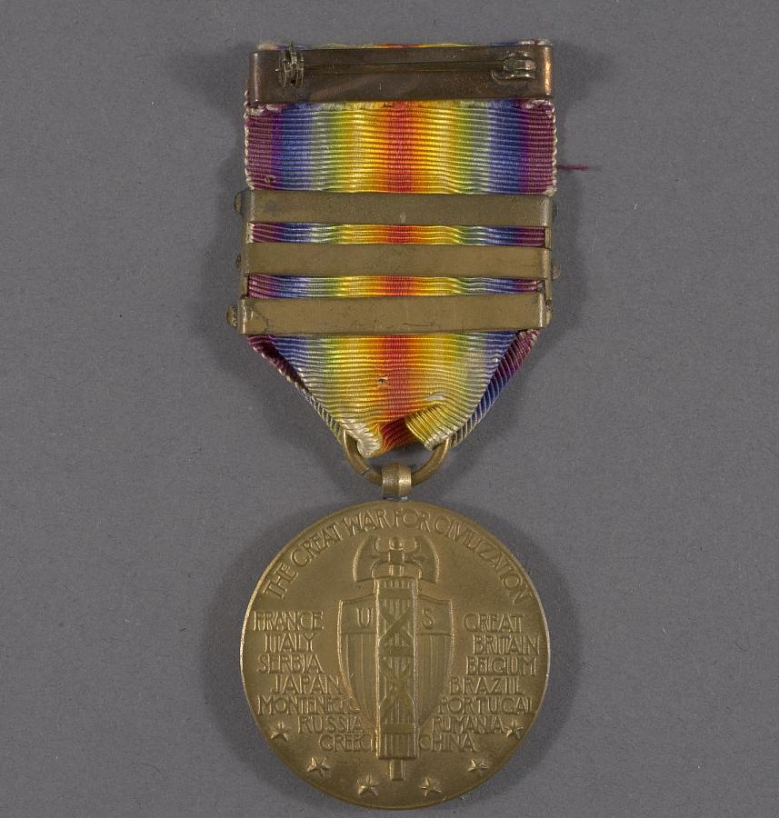 Medal, World War I Victory Medal