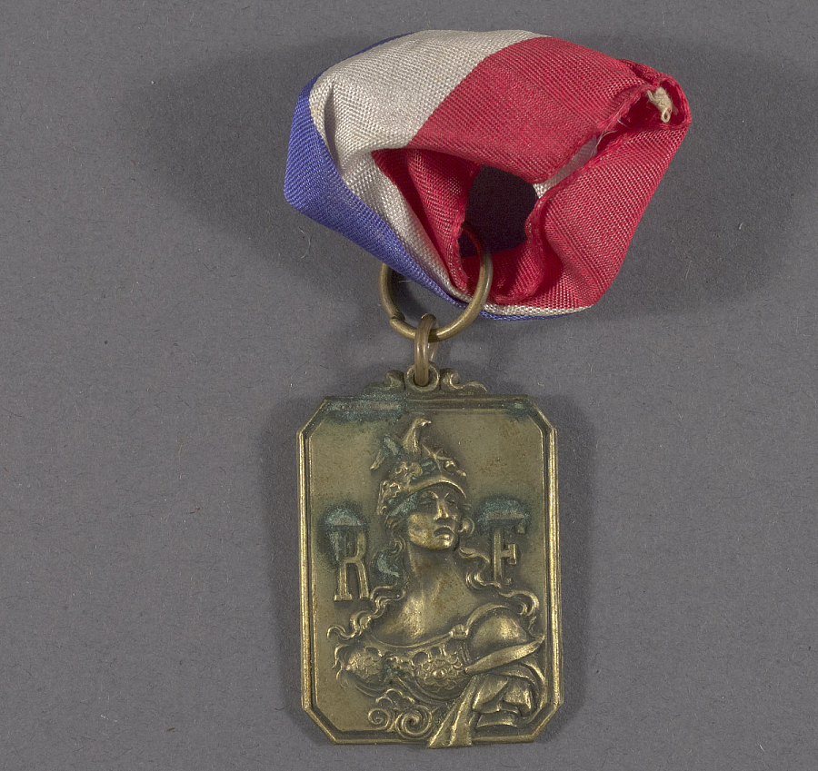 Medal, Medaille d'Honneur