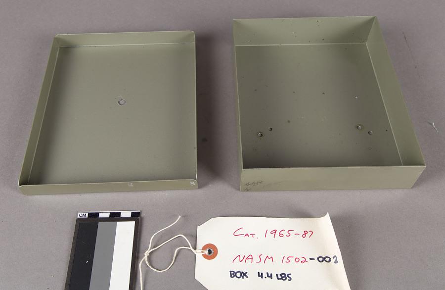 Box, Nautical Almanac Tabulator(HO208&185) 1938-41