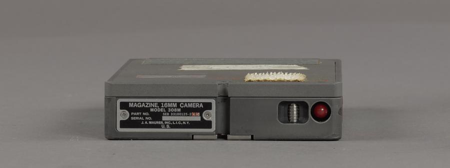 Film Magazine, Maurer, 16mm, Apollo 11
