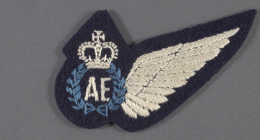 Badge, Air Electronics Officer, Royal Australian Air Force