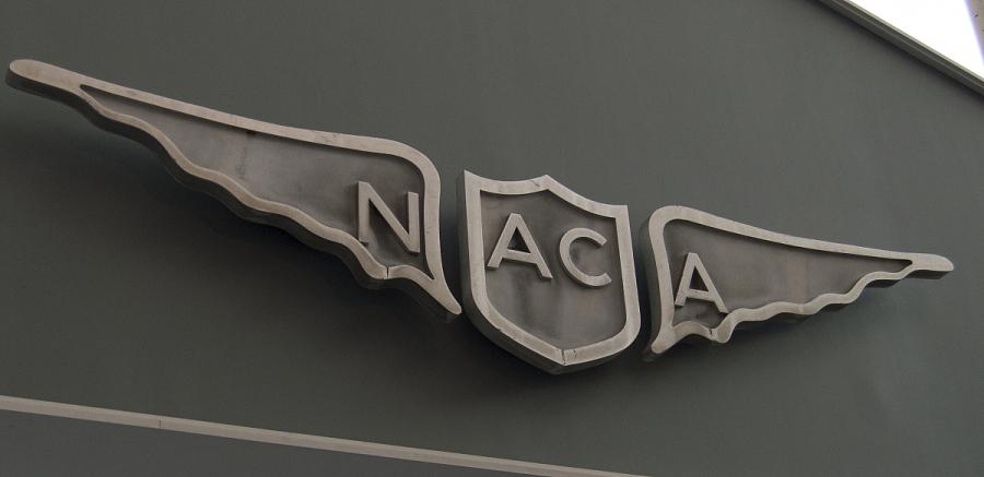 Sign, NACA Wings