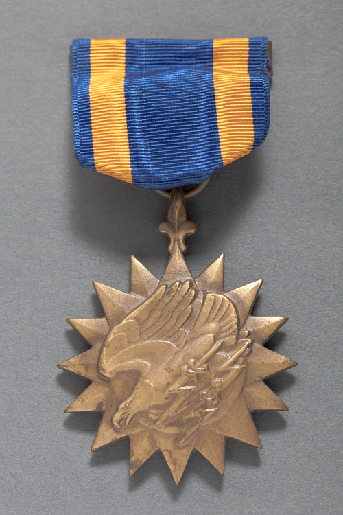 Medal, Air Medal, United States Army Air Forces, Thomas Weems