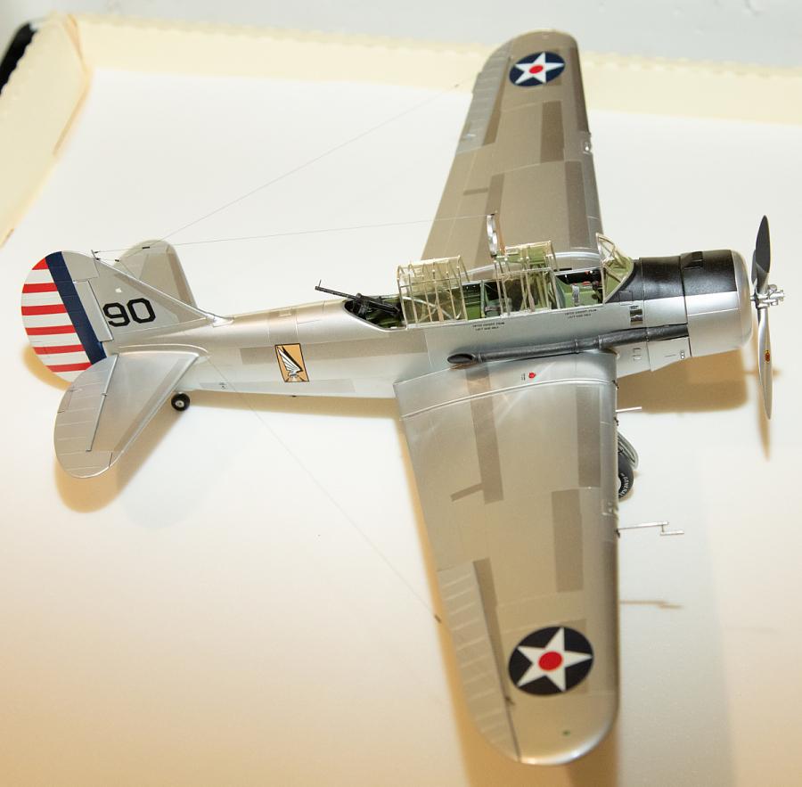 Model, Static, North American O-47