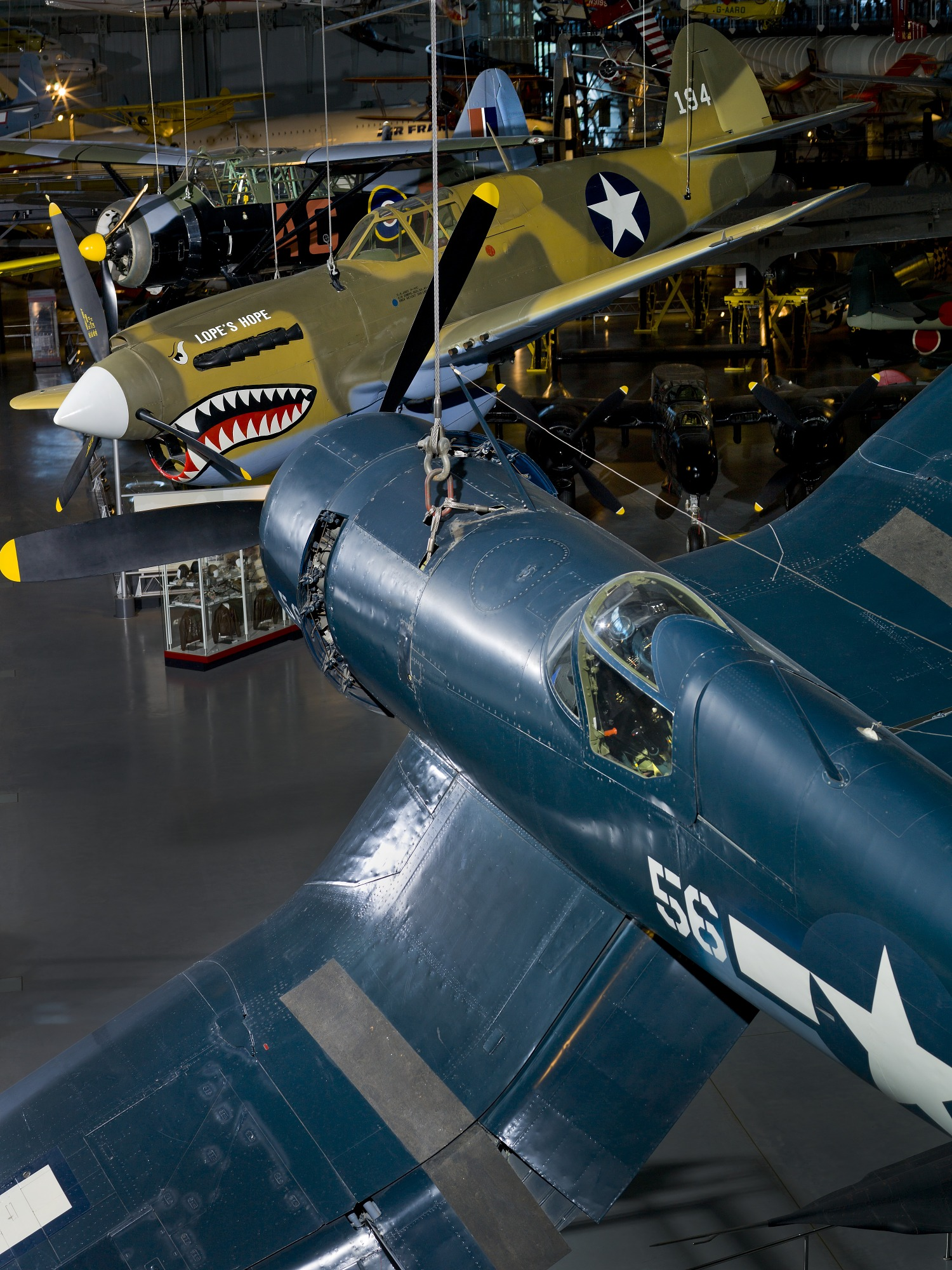 Vought F4U-1D Corsair | National Air and Space Museum