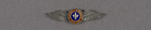 Pin, Lapel, Quebec Airway Ltd.