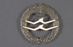 Badge, Glider Pilot Second Class, Nationalist Socialist Flying Corps