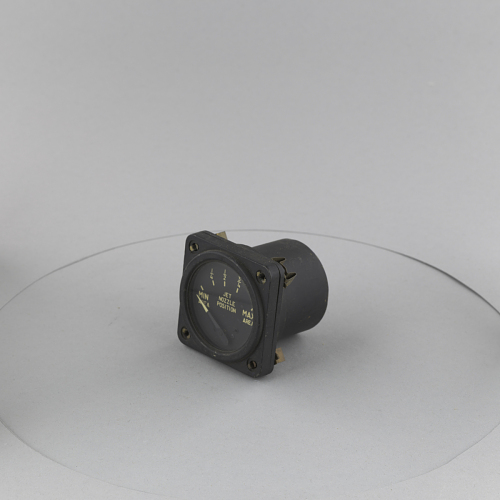 Indicator, Position, Jet Nozzle