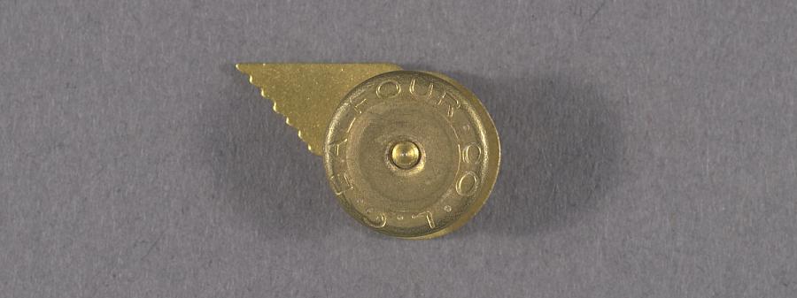 Pin, Lapel, Continental Air Lines