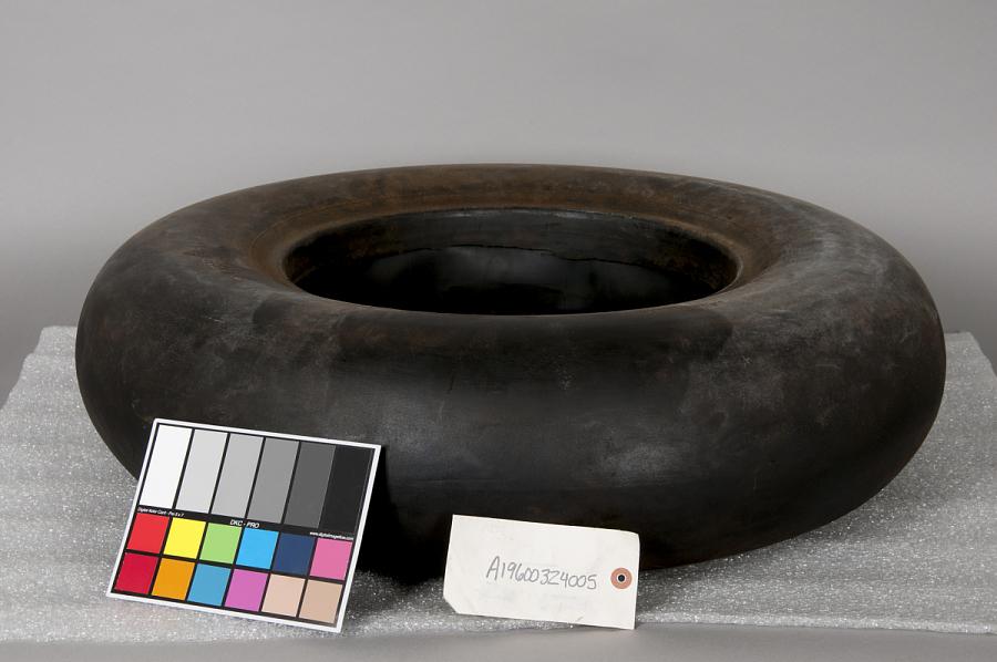 Tire and Tube, main wheel, Horten H IX V3
