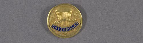 Pin, Lapel, Caterpillar Club
