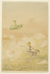 """""""Tails up!"""" (Sopwith Dolphin & Albatross)"""