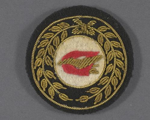 Badge, Cap, Domincana
