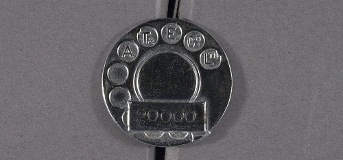 Pin, Lapel, War Worker, Automatic Telephone and Electric Company Ltd.