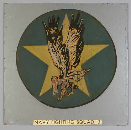 Insignia, Fighting Squadron 3, United States Navy