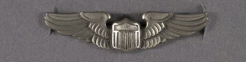 Badge, Pilot, United States Army Air Forces