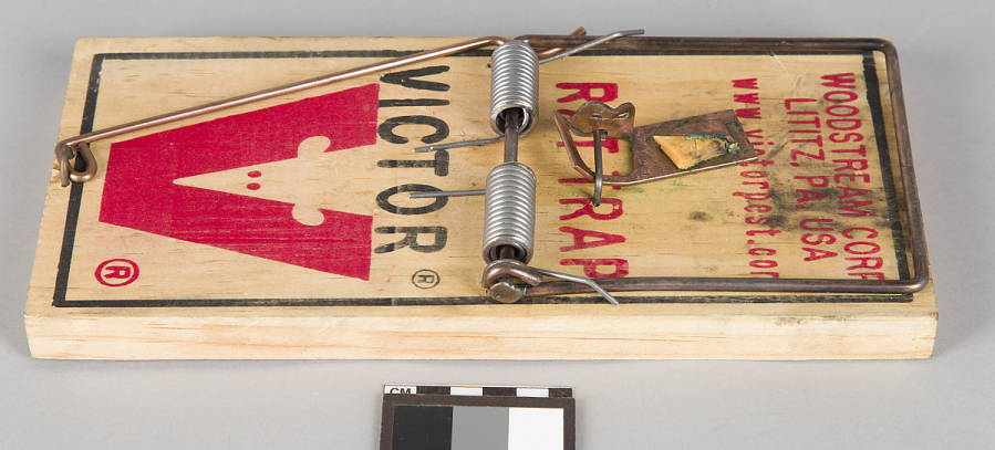 Mouse Trap, Movie Prop, Transformers