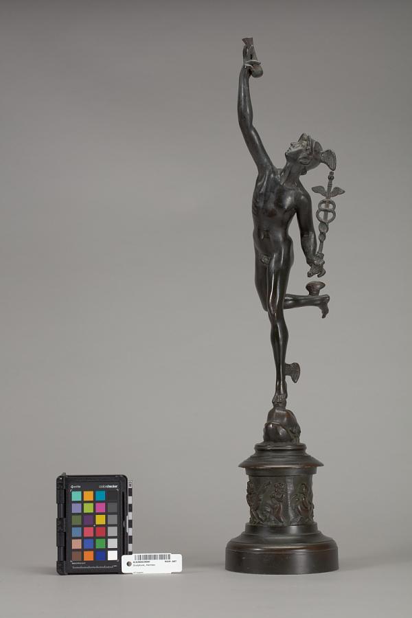 Sculpture, Hermes, HERMES