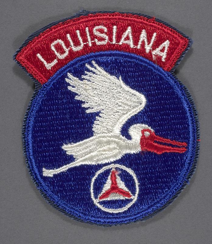 Image 1 for Insignia, Louisiana Wing, Civil Air Patrol (CAP)