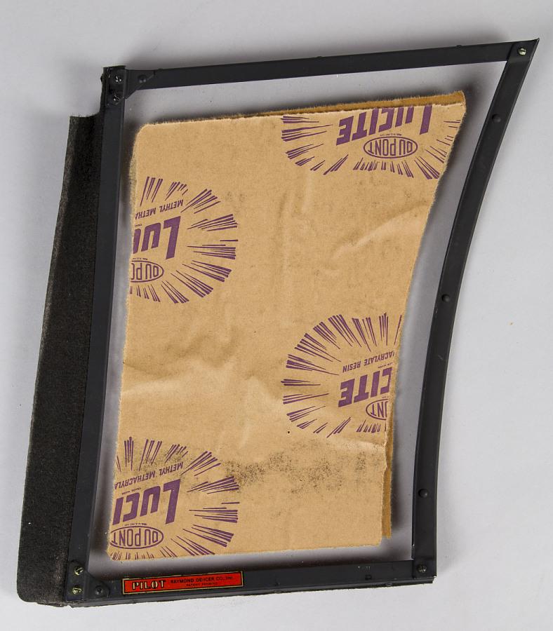 Panel, De-Icer Glass, B-251