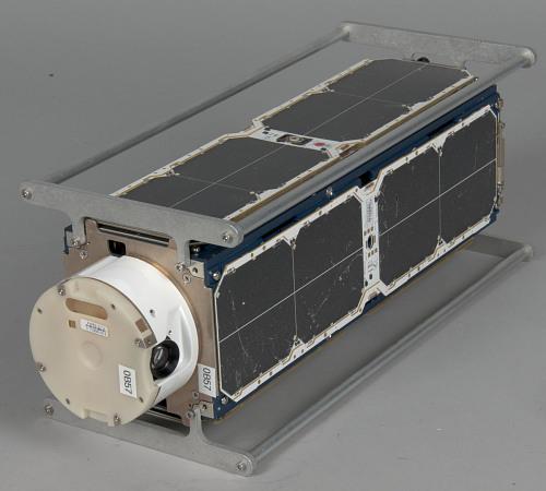 Dove Satellite