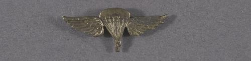 Pin, Lapel, National Parachute Jumpers