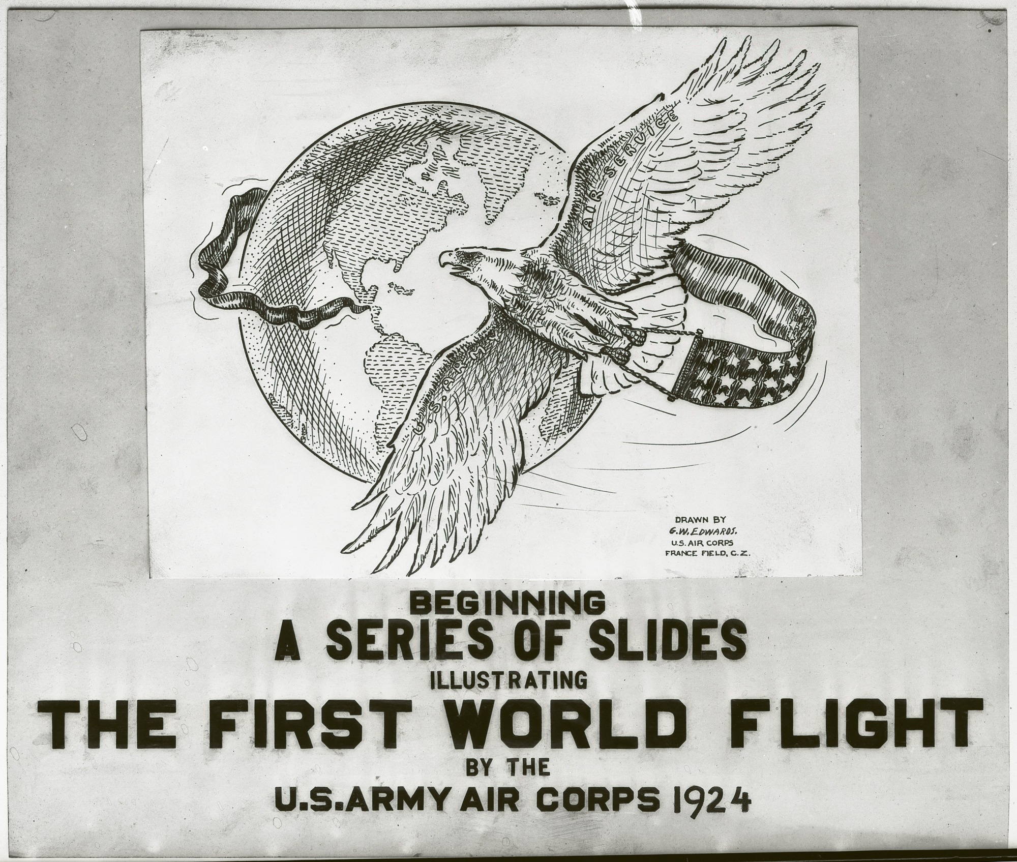 United States Army Around the World Flight (1924) Collection