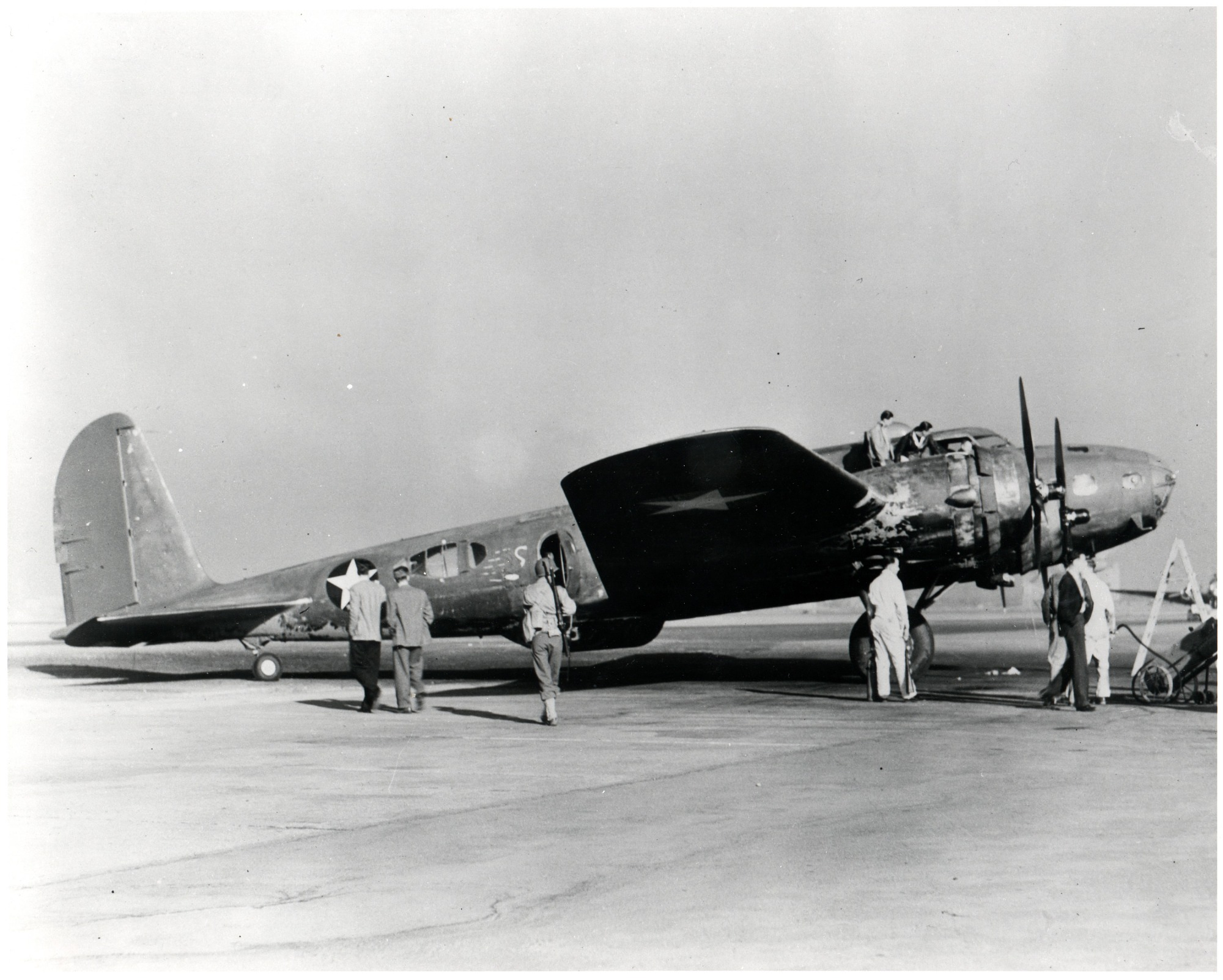The Swoose: Odyssey of a B-17 Collection