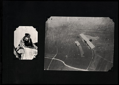 Guynemer, Georges M.; Farman, General. [photograph]