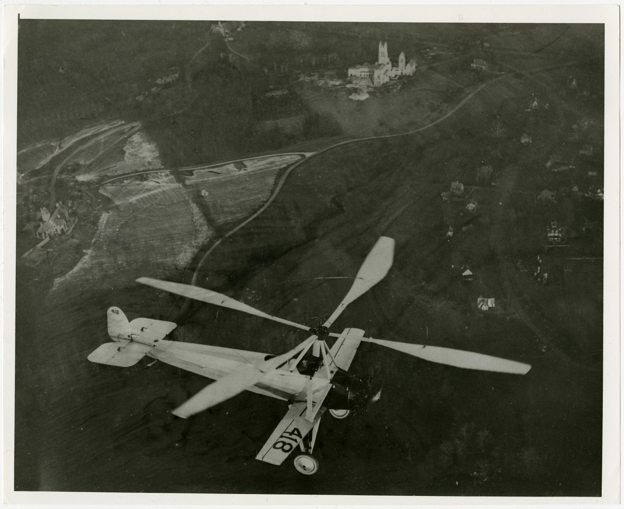 images for Cierva C.8 Mk.IV (C.8W) Autogiro. photograph