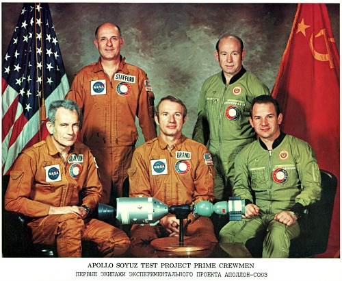 Apollo-Soyuz Test Project Earth Observation and Photography Experiment