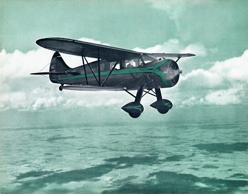 Waco Aircraft Company records