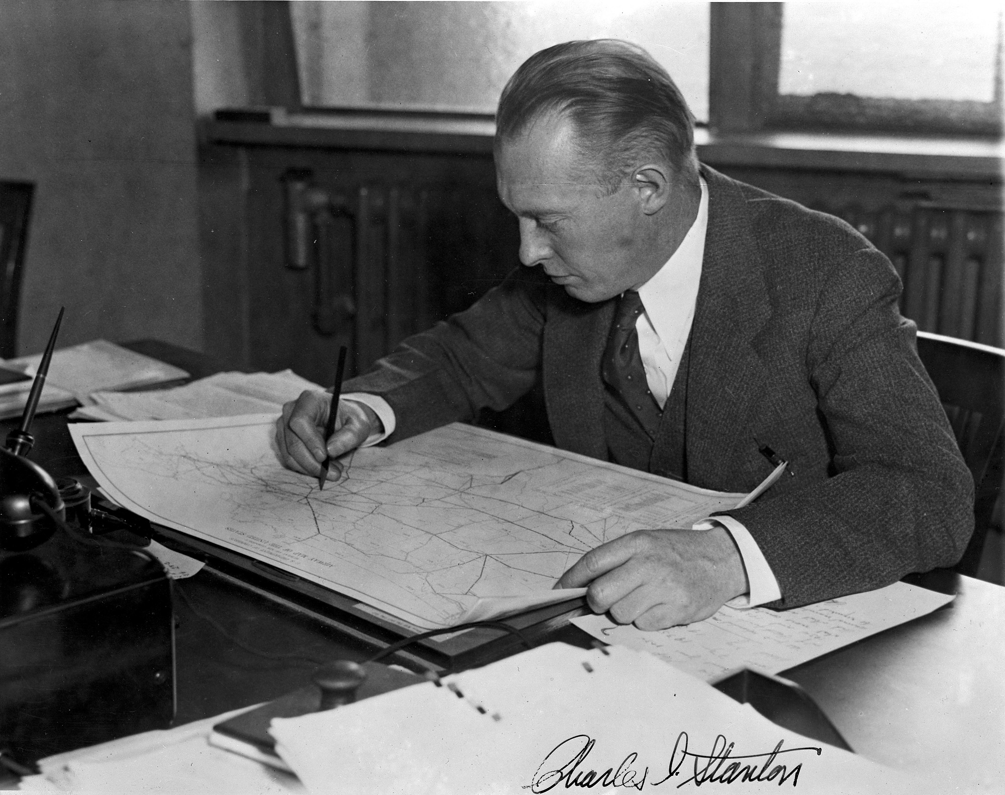 Charles Ingram Stanton, Sr., Papers